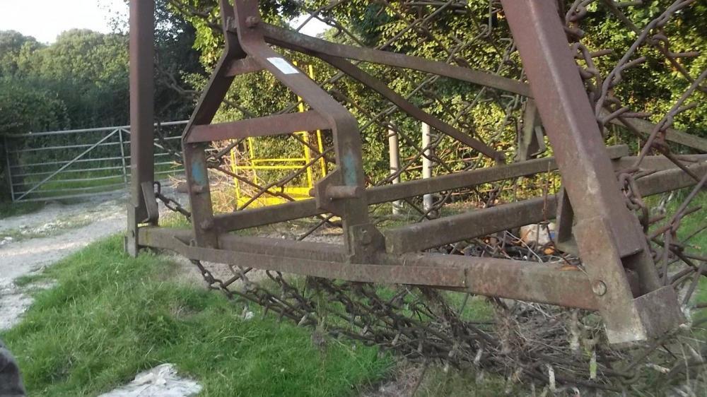 Chain Harrows - Folding £650