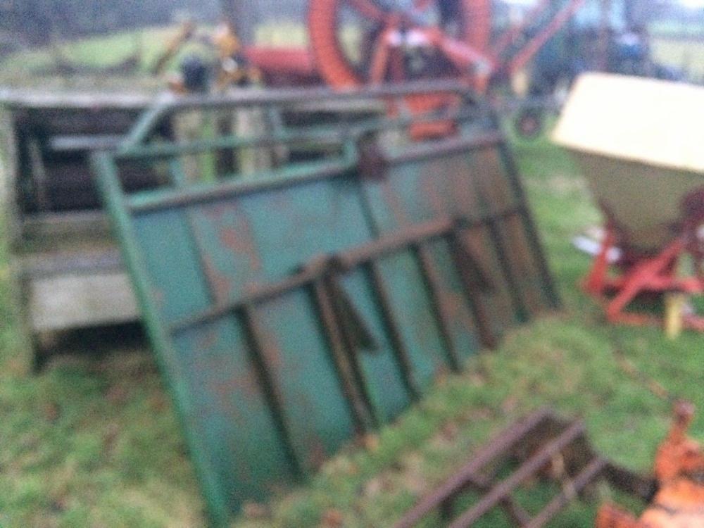 Livestock shunter £250 plus vat £300