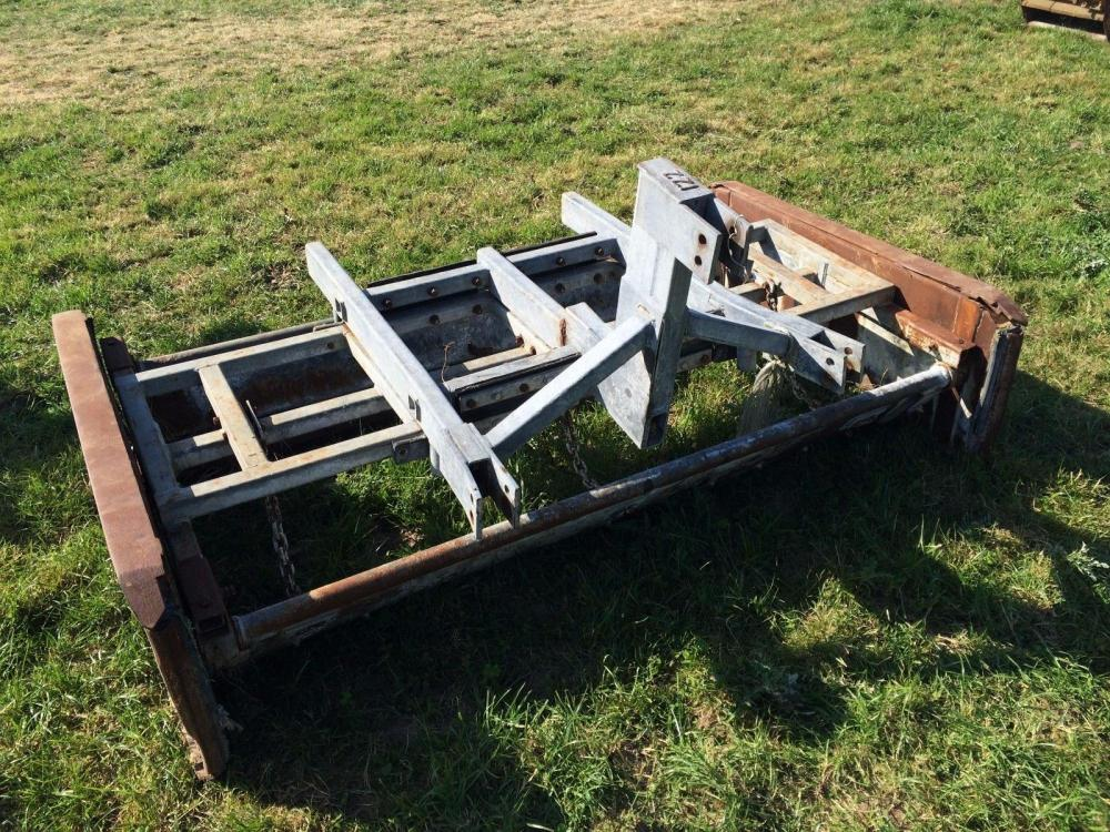 Slurry Scraper £300 plus vat £360