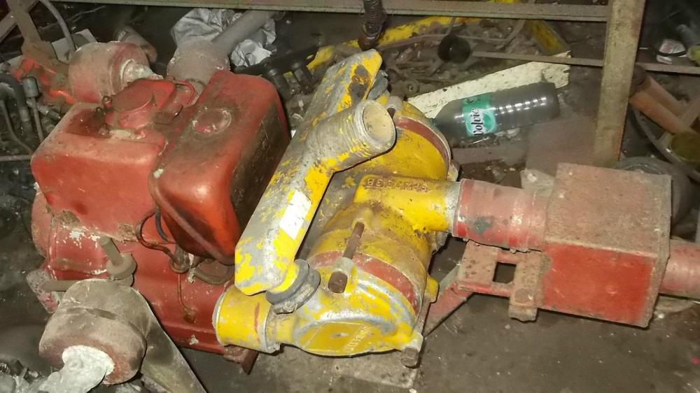 Spate water Pump