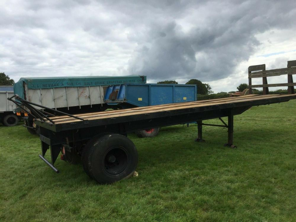 Artic Bale Trailer £850 plus vat £1020 inc VAT