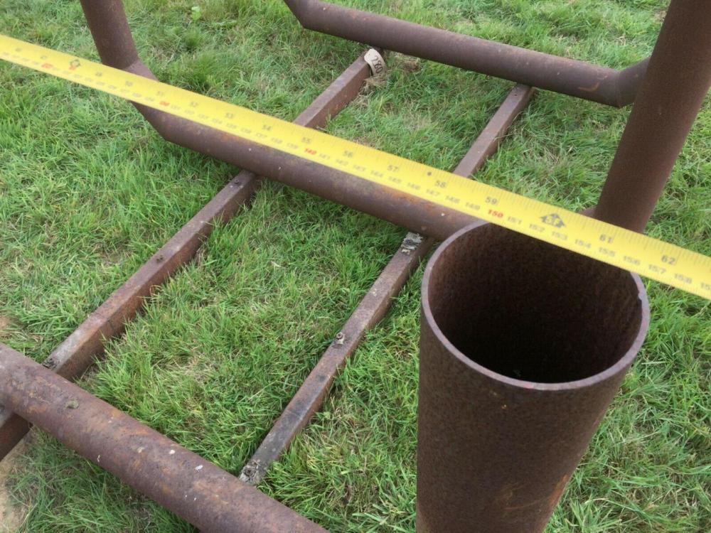 Timber Forwarder Bolster £590