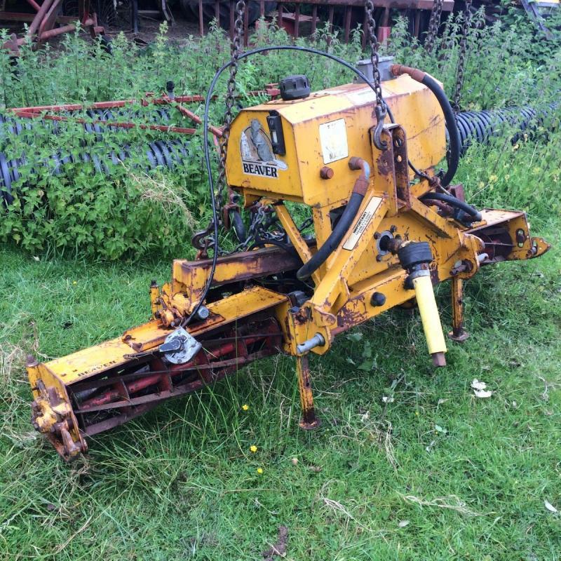 Beaver mower LM308 reel £150 plus vat £180