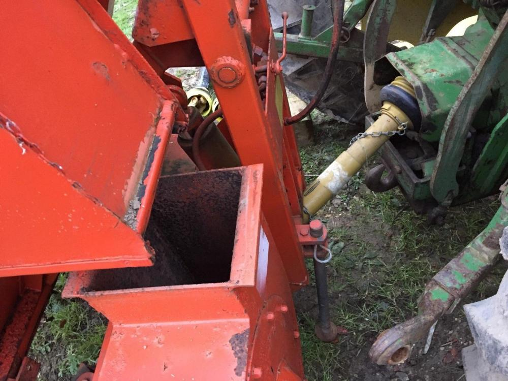 Tractor mounted paddock vacuum unit £850