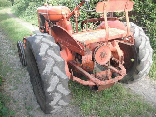 Allis Chalmer Tractor