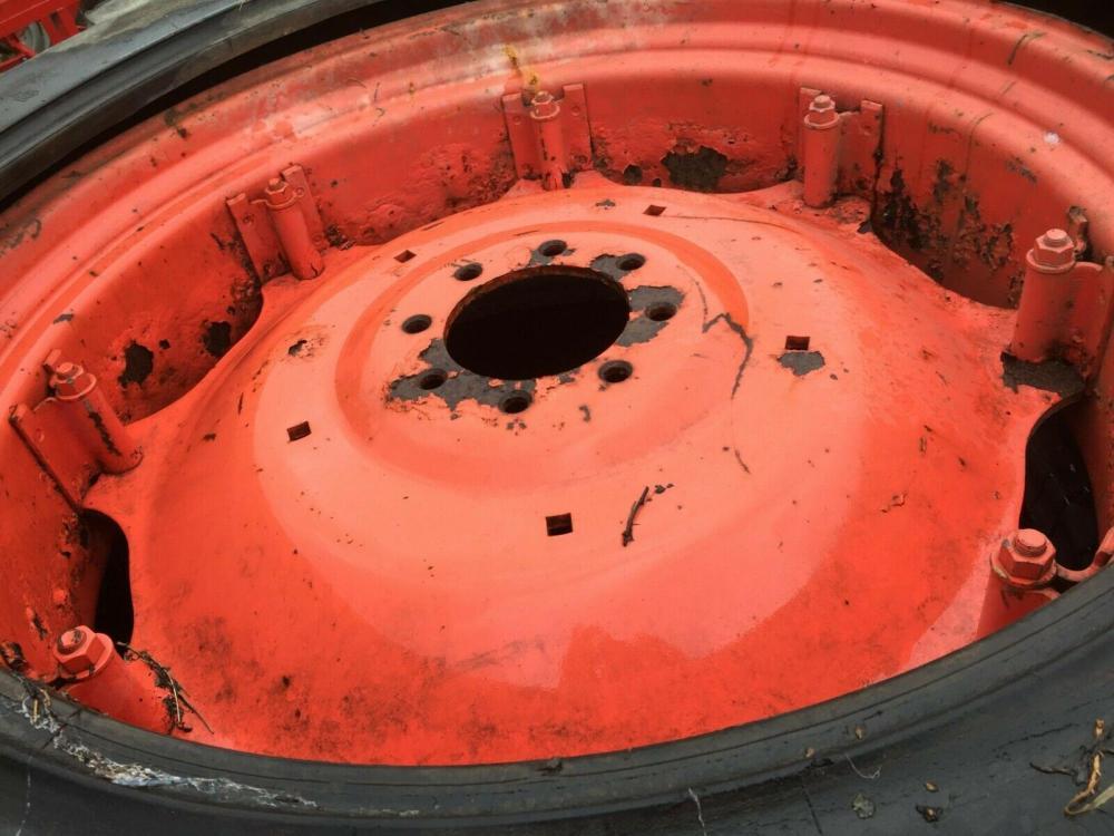 wheel rims - tractor 13.6 x 38 £250 plus vat £300