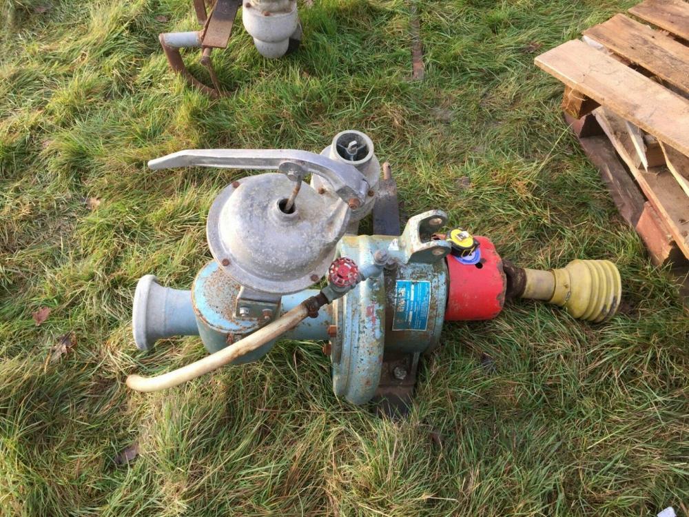 Wright Rain Slurry Pump £475 plus vat £570